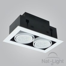 DOWNLIGHT ĐÔI B-10W