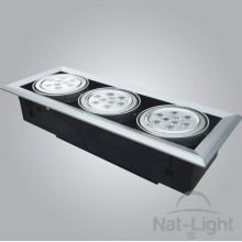 DOWNLIGHT 3 HEAD B-27W
